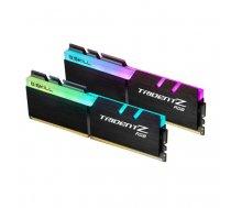 G.Skill DDR4 16 GB 3000-CL14 - Dual-Kit - Trident Z RGB - black | F4-3000C14D-16GTZR