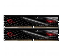 G.Skill DDR4 32GB 2400-CL16 FORTIS - Dual-Kit - Black | F4-2400C16D-32GFT