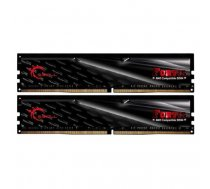 G.Skill DDR4 16GB 2400-CL15 FORTIS - Dual-Kit - Black | F4-2400C15D-16GFT