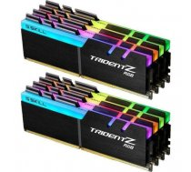 G.Skill DDR4 64 GB 3000-CL14 - Octo-Kit - Trident Z RGB   F4-3000C14Q2-64GTZR