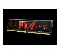 G.Skill DDR4 16 GB 2400-CL17 AEGIS - Single | F4-2400C17S-16GIS