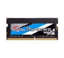 G.Skill DDR4 SO-DIMM 8GB 2400-16 Ripjaws - Dual Kit | F4-2400C16D-8GRS