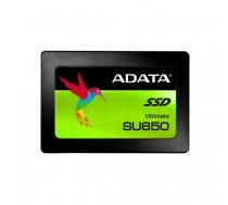 "ADATA Ultimate SU650 2.5"" 480 GB Serial ATA III 3D NAND | ASU650SS-480GT-R"