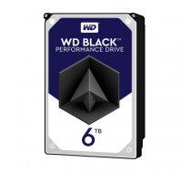 Western Digital Black internal hard drive HDD 6000 GB Serial ATA III | WD6003FZBX