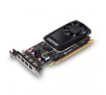 DELL 490-BDXN Quadro P1000 4GB GDDR5 graphics card | 490-BDXN