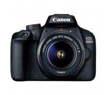 Canon EOS 4000D SLR Camera Kit 18 MP 5184 x 3456 pixels Black | 3011C003
