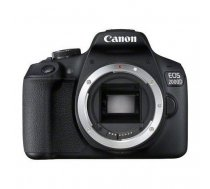 Canon EOS 2000D + EF-S 18-55mm f/3.5-5.6 III SLR Camera Kit 24.1 MP CMOS 6000 x 4000 pixels Black | 2728C002