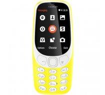 """Nokia 3310 6.1 cm (2.4"""") Yellow   A00028123"""