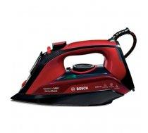 Bosch TDA503011P iron Steam iron Ceranium Glissée soleplate Black,Red 3000 W | TDA503011P
