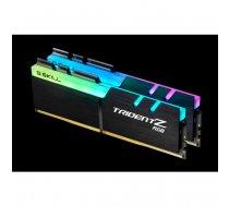 G.Skill DDR4 16 GB 3200-CL16 - Dual-Kit - Trident Z RGB Black | F4-3200C16D-16GTZRX