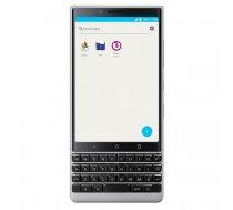 "BlackBerry Key 2 11.4 cm (4.5"") 6 GB 64 GB 4G Silver 3500 mAh | PRD-63824-009"
