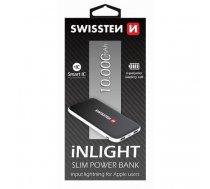 Swissten iNLIGHT Premium Recovery Power Banka Universāla Ārējas uzlādes batereja 2.1A / USB / 10000... | SW-PWB-INL-10000