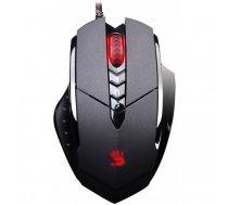 A4Tech V7M mice USB Optical 3200 DPI Black, Red   V7m