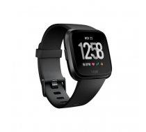 "Fitbit Versa smartwatch Black LCD 3.4 cm (1.34"") GPS (satellite) | FB505GMBK-EU"