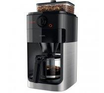 Philips Grind & Brew HD7767/00 coffee maker Freestanding Drip coffee maker 1.2 L Semi-auto | HD7767/00