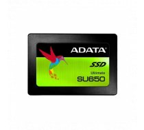"ADATA Ultimate SU650 ASU650SS-240GT-R 240 GB, SSD form factor 2.5"", SSD interface SATA, Write speed...   ASU650SS-240GT-R"