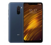 "Xiaomi Pocophone F1 15.7 cm (6.18"") 6 GB 64 GB Hybrid Dual SIM 4G Blue 4000 mAh | MZB6717EU"