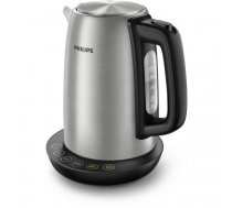 Philips Avance Collection HD9359/90 electric kettle 1.7 L Black,Metallic 2200 W   HD9359/90