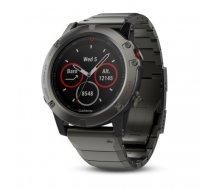 Garmin fēnix 5X sport watch Black, Grey 240 x 240 pixels Bluetooth | 010-01733-03