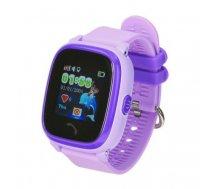 "Garett Electronics Kids 4 smartwatch Purple 3.1 cm (1.22"") Cellular GPS (satellite) | 5906874848456"