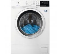 Electrolux PerfectCare 600 Slim priekšas ielādes veļas mašīna 7 kg 1200 rpm EW6S427W | EW6S427W