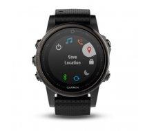 Garmin Fenix 5S Sapphire sport watch Black 218 x 218 pixels Bluetooth | 010-01685-11