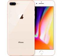 Apple iPhone 8 plus 64GB Gold !RENEWED! MQ8N2