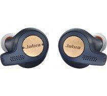 JABRA Elite Active 65t True Wireless In-Ear Headphones blue 100-99010000-60