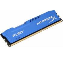 Memory Kingston HyperX Fury DDR3 1600MHz 8GB Blue HX316C10F/8