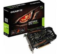 Gigabyte Graphics card GeForce GTX 1050 Ti 4GB GDDR5 GV-N105TOC-4GD