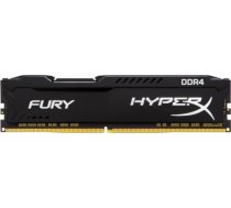 Kingston HyperX FURY Black 8GB DDR4 2933MHz Speichermodul HX429C17FB2/8