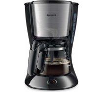 PHILIPS Daily Collection Kafijas automāts, 700W (melns) - HD7435/20