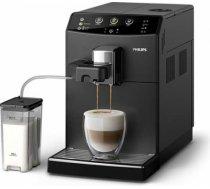 "PHILIPS ""Super-automatic"" espresso kafijas aparāts, 1850W (melns) - HD8829/09"