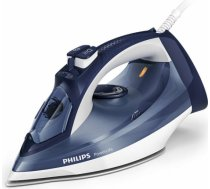 PHILIPS PowerLife SteamGlide Gludeklis 2400 W (zils) - GC2994/20