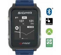 Viedais pulkstenis Sigma iD.FREE zils CSA24130