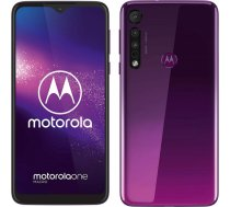 Motorola XT2016-1 Moto One Macro Dual 64GB ultra violet PAGS0016DE