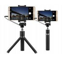 Huawei AF14 Selfie Koks / Tripods / Statīvs Melns