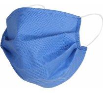 Sejas aizsargmaska 2-slāņu - atkārtoti lietojama - tumši zila MO677072