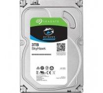 Dahua HDD|SEAGATE|SkyHawk|3TB|SATA 3.0|256 MB|5400 rpm|Discs/Heads 2/4|ST3000VX009