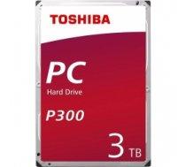 """HDD TOSHIBA P300 3TB SATA 3.0 64 MB 7200 rpm 3,5"""" HDWD130UZSVA"""