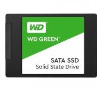 "SSD|WESTERN DIGITAL|Green|480GB|SATA 3.0|TLC|Read speed 545 MBytes/sec|2,5""|MTBF 1000000 hours|WDS480G2G0A"