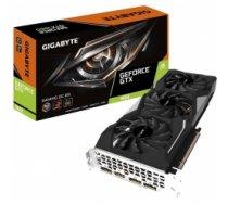 Graphics Card|GIGABYTE|NVIDIA GeForce GTX 1660|6 GB|192 bit|PCIE 3.0 16x|GDDR5|Memory 8002 MHz|GPU 1860 MHz|Dual Slot Fansink|1x