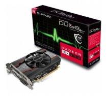 Graphics Card SAPPHIRE AMD Radeon RX 550 4 GB 128 bit PCIE 3.0 16x GDDR5 Memory 1500 MHz Active 1xDVI 1xHDMI 1xDisplayPort 11268