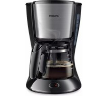 PHILIPS Daily Collection Kafijas automāts, 700W, melns HD7435/20