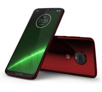 Telefons Motorola XT1965-3 Moto G7 Plus Dual 64GB red