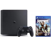 Sony Playstation 4 PRO 1TB (PS4) BLACK + Fortnite