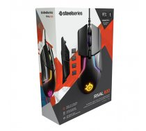 Pele SteelSeries Rival 600 Gaming Mouse SteelSeries Gaming mouse