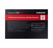 Samsung 860 PRO MZ-76P2T0B/EU 2000 GB