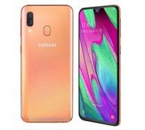 Telefons Samsung Galaxy A40 Coral