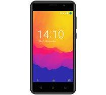 Telefons Prestigio MultiPhone Wize U3 Duo, melns